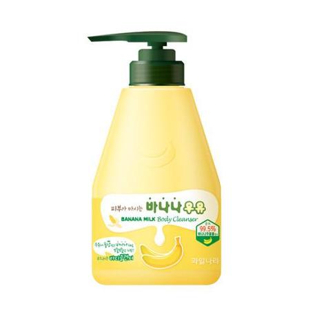 Sweet Banana Milk Moisturized Body Cleanser