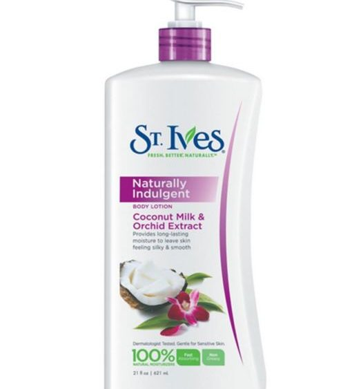 St Ives Coconut & Orchid Hand and Body Lotion