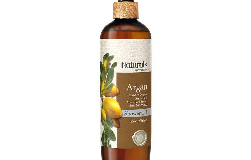 Watsons Argan Shower Gel
