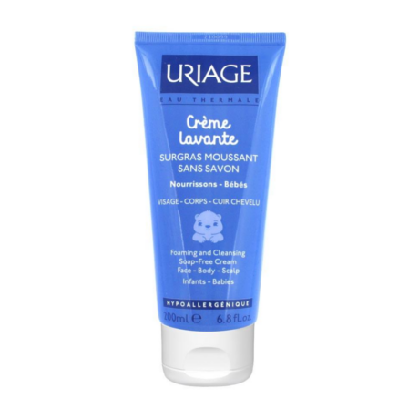 Uriage Soap-Free Foaming Cleansing Cream