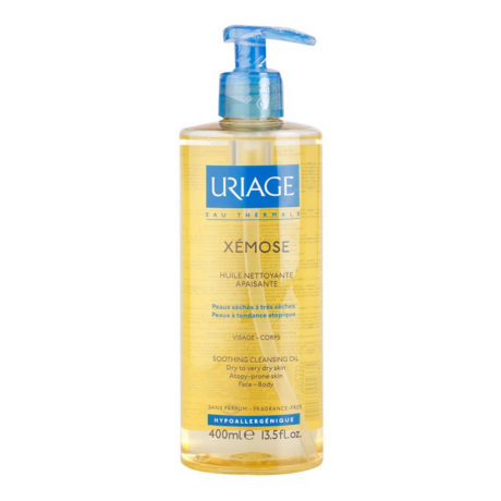 Uriage Xémose Soothing Cleansing Oil