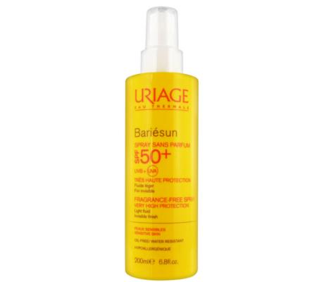 Uriage Bariesun Spray Sensitive Skin SPF50+