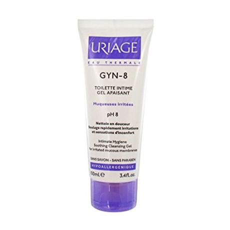 uriage gyn 8 intimate hygiene soothing cleansing gel reviews. Black Bedroom Furniture Sets. Home Design Ideas