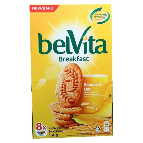 Belvita Banana & Oat