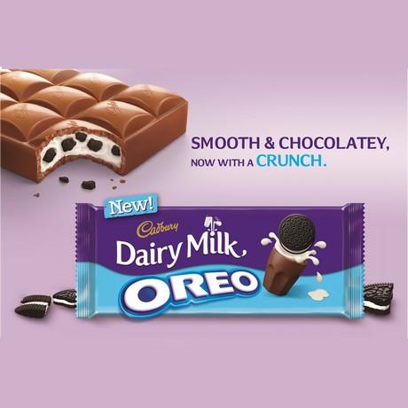 Cadbury Dairy Milk Oreo post