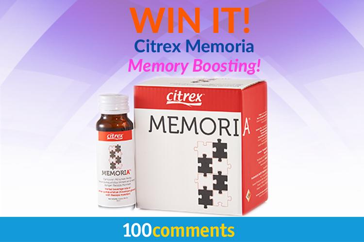 Citrex Memoria Contest