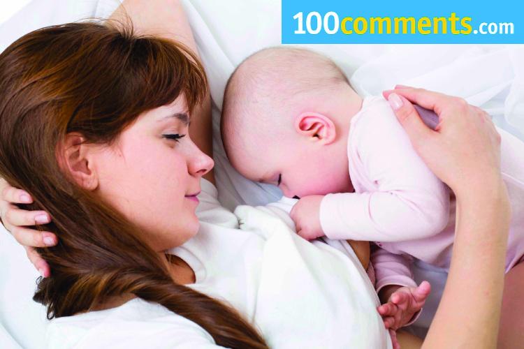 Nipples And Breastfeeding