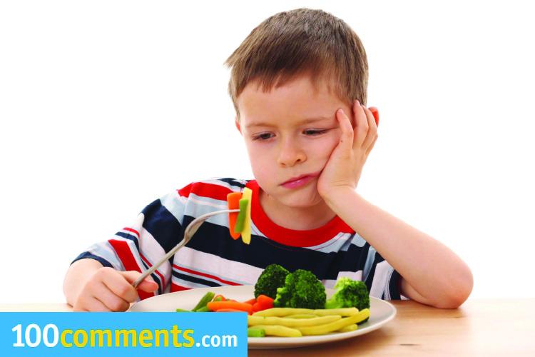 8 Nutrisi Penting Untuk Kanak Kanak