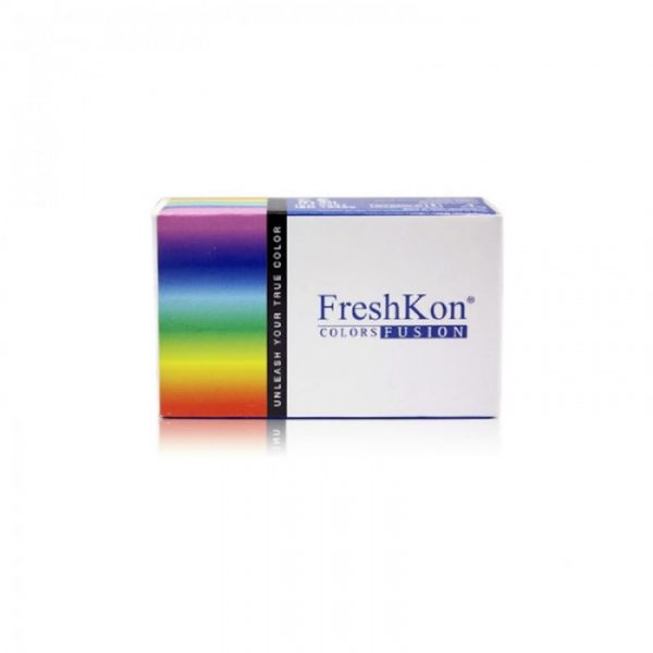 FreshKon® Colors Fusion Cosmetic Contact Lenses