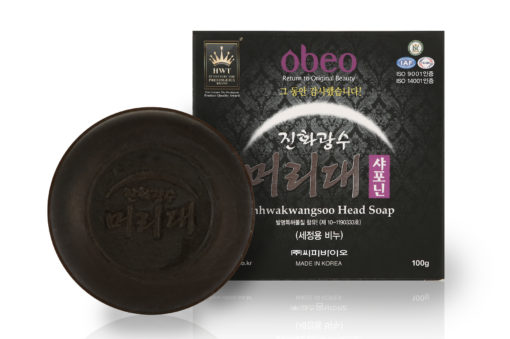 Obeo Hair Soap