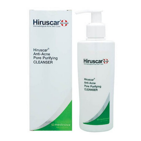 Hiruscar Anti-Acne Pore Purifying Cleanser