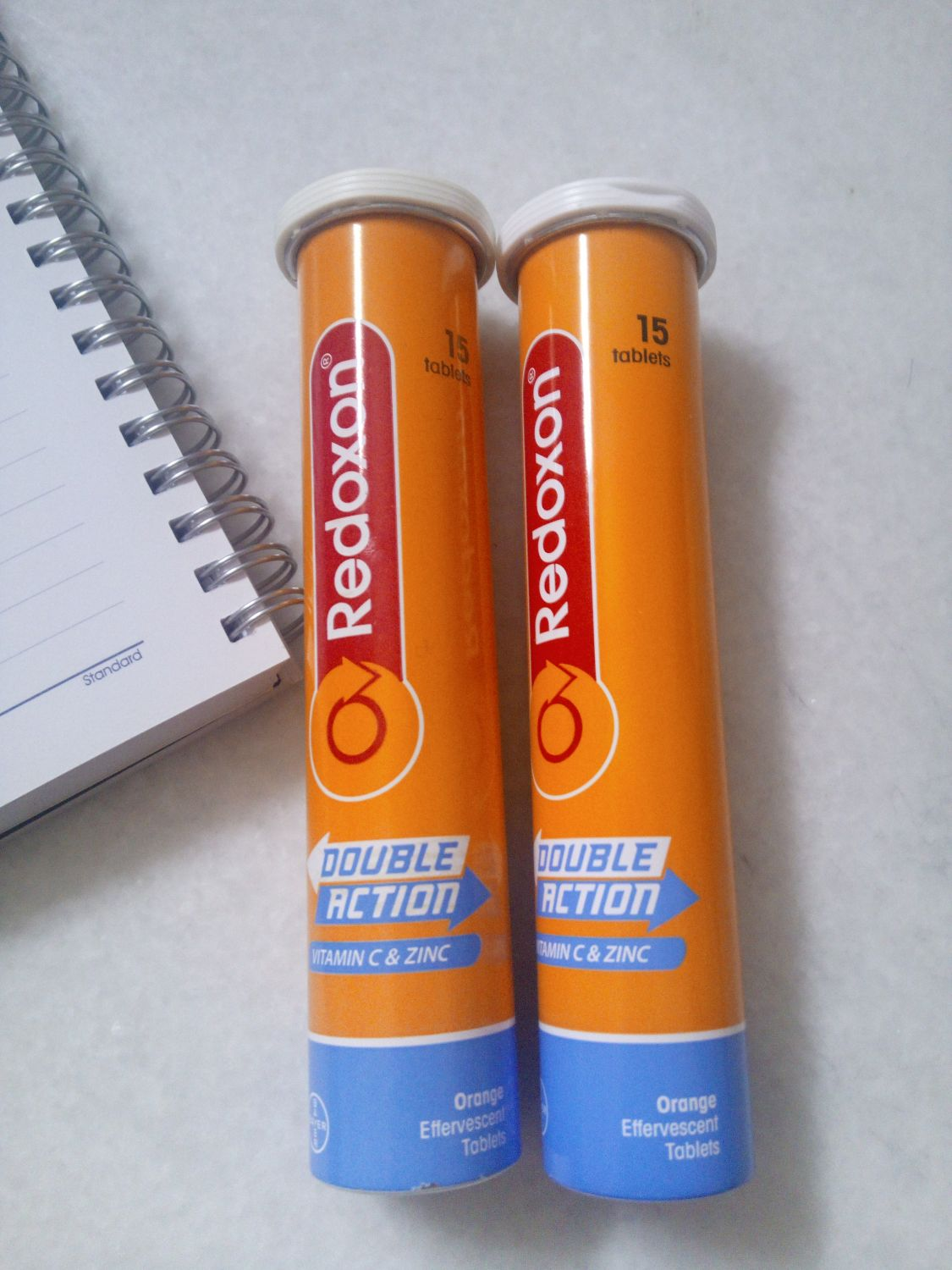 what is redoxon used for