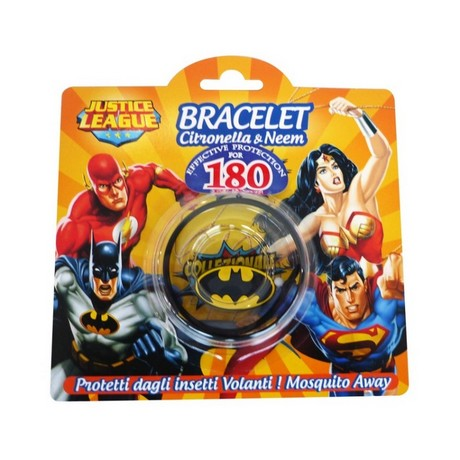Justice League Citronella & Neem Bracelet