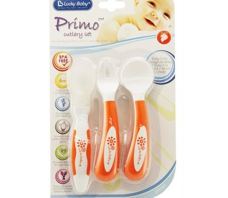 Lucky Baby Primo Cutlery Set1