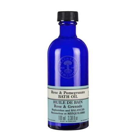 Neal's Yard Rose & Pomegranate Bath Oil