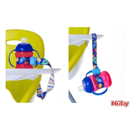 Nuby Keepeez Adjustable Bottle Strap