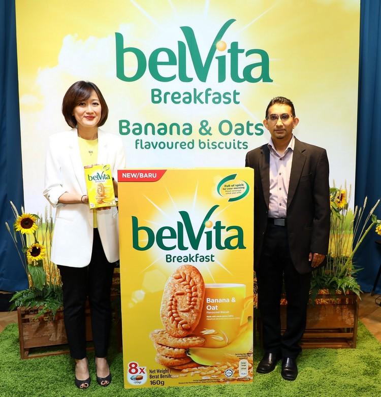 Sharon Tan and Dr Hamid