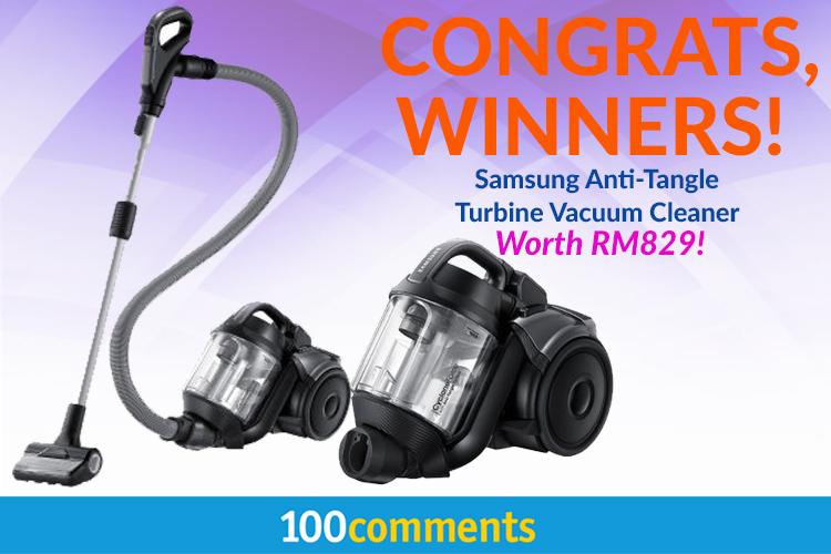Samsung-Anti-Tangle-Turbine-Vacuum-Cleaner-Congrats