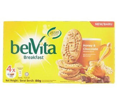 belVita Honey & Chocolate