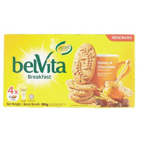 belVita Honey & Chocolate