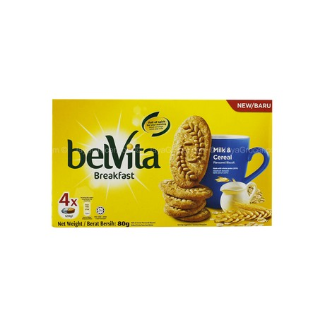 belVita Milk & Cereal
