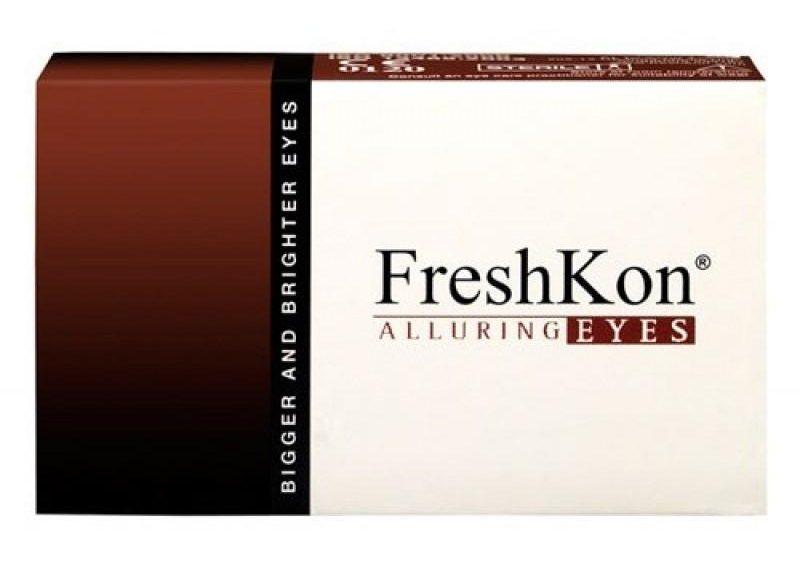 Freshkon Alluring Eyes Cosmetic Contact Lenses