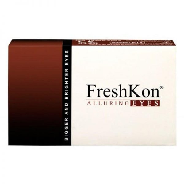 Freshkon Alluring Eyes Cosmetic Contact Lenses
