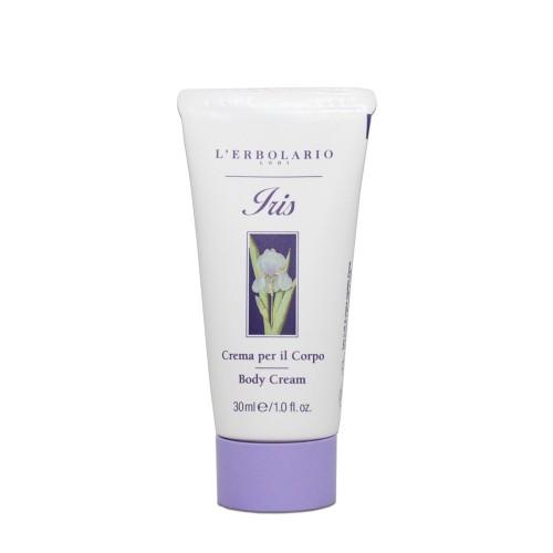 L'erbolario Iris Body Cream Travel Size