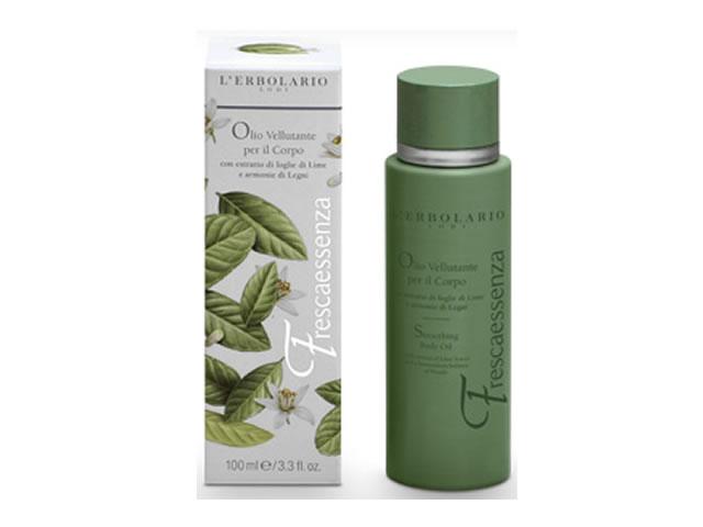 L'erbolario Frescaessenza Smoothing Body Oil