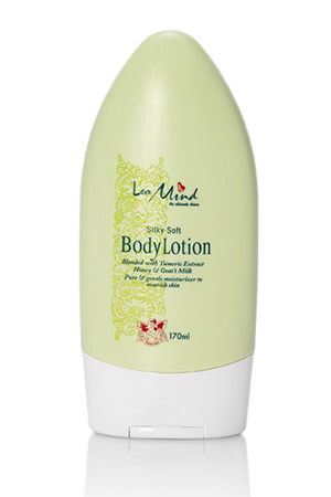 Meliliea Lea Mind Silky Soft Body Lotion