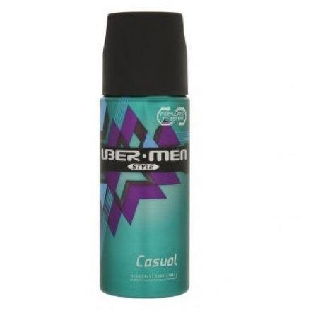 Ubermen Style Casual Deodorant Body Spray