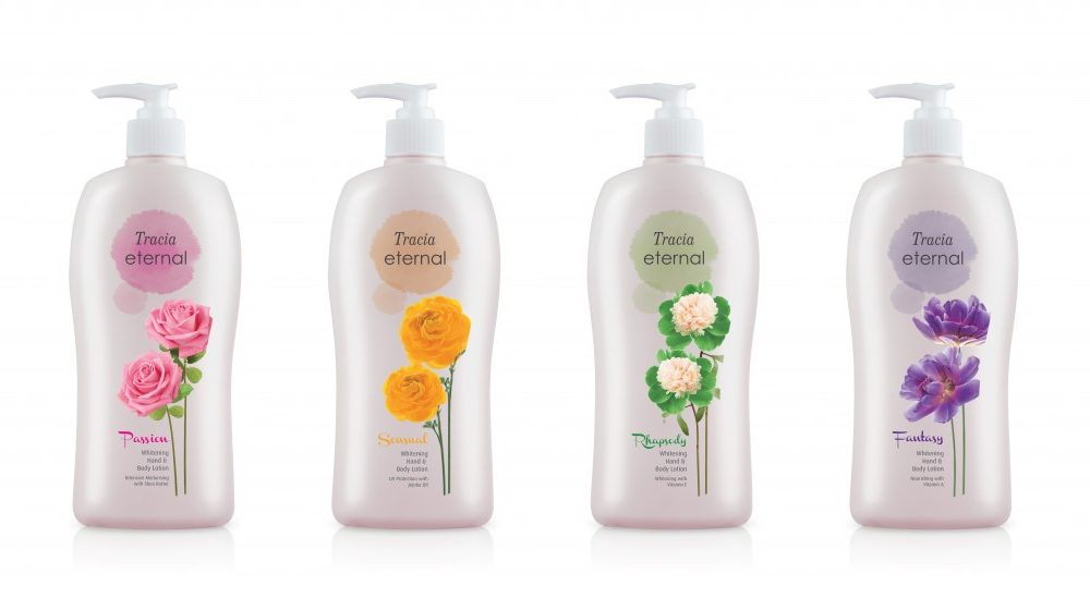 Jetaine Tracia Eternal Perfumed Hand & Body Lotion