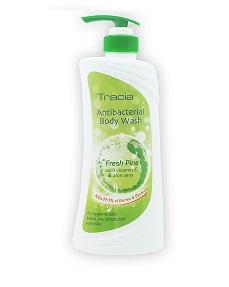 Jetaine Tracia Antibacterial Body Shampoo Fresh Pine