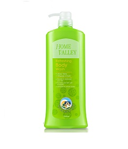 Jetaine Home Valley Premium Refreshing Body Shampoo