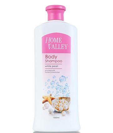 Jetaine Home Valley Body Shampoo White Pearl