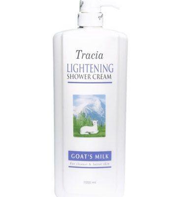 Jetaine Tracia Lightening Shower Cream Goat's Milk