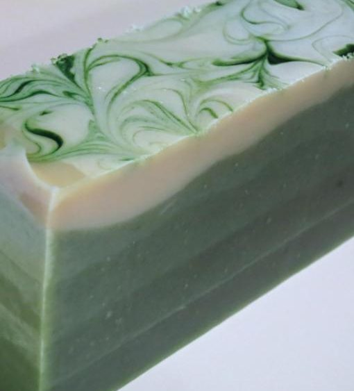 Kindersoaps Fiddler's Green Soap