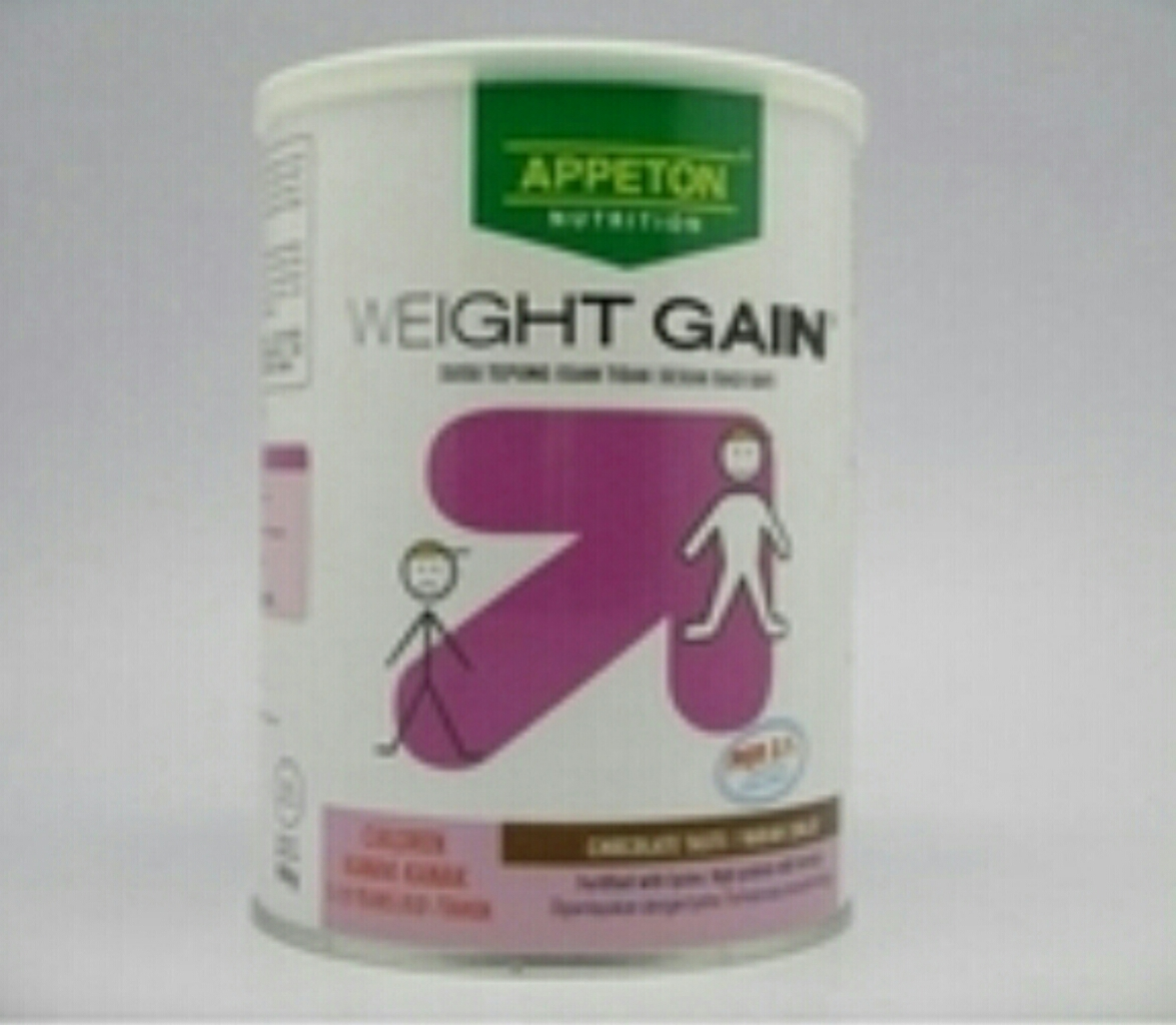 Appeton Weight Gain Chocolate Reviews
