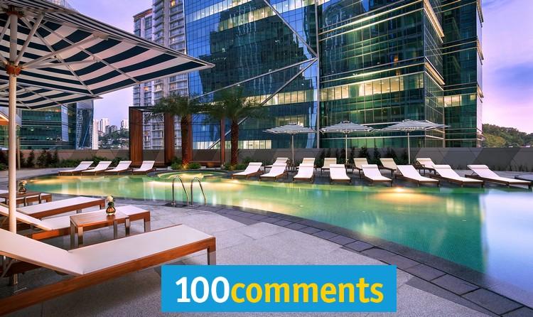 Sofitel kuala lumpur damansara reviews for Swimming pool supplier malaysia