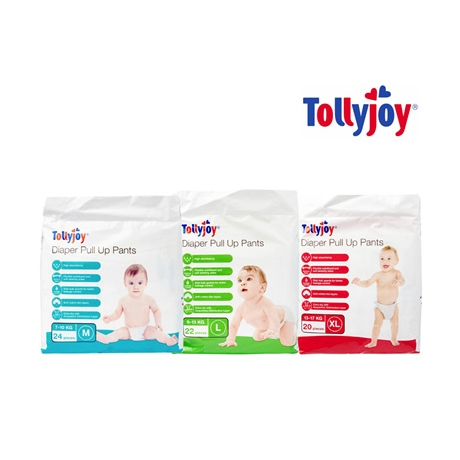 Tollyjoy Diaper Pull-Up Pants
