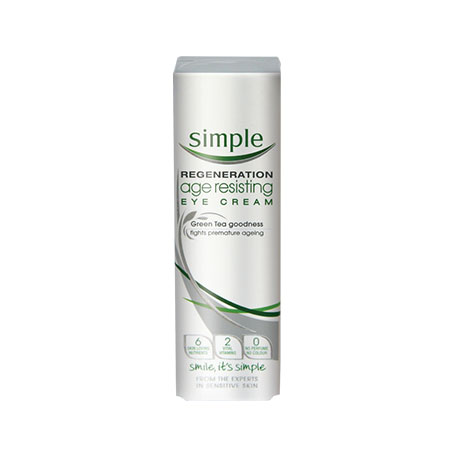 Simple Regeneration Age Resisting Eye Cream