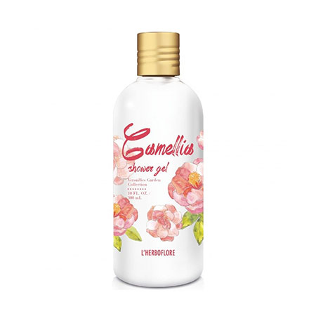 L'HERBOFLORE Camellia Shower Gel