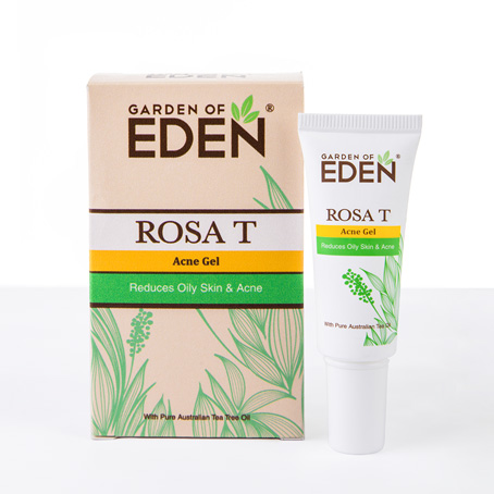Garden Of Eden Rosa T Acne Gel