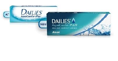 Alcon Dailies Aqua Comfort Plus Reviews