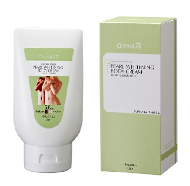 OceanLab Aurora Angel Pearl Whitening Body Cream