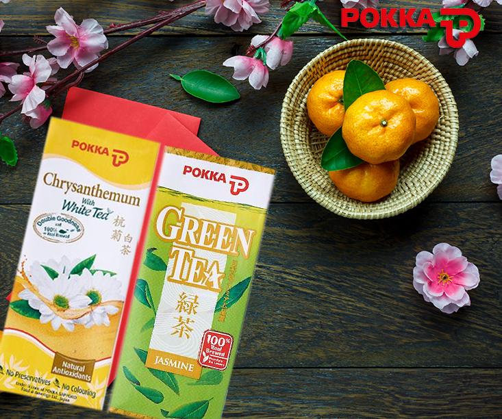 Pokka CNY