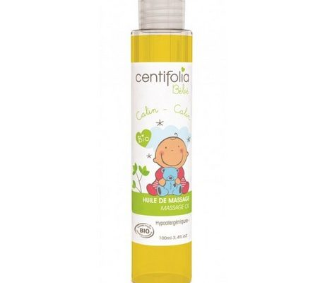 Centifolia Bebe Massage Oil