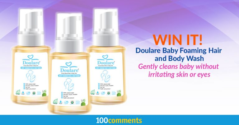 Doulare-Baby-Foaming-Hair-and-Body-Wash
