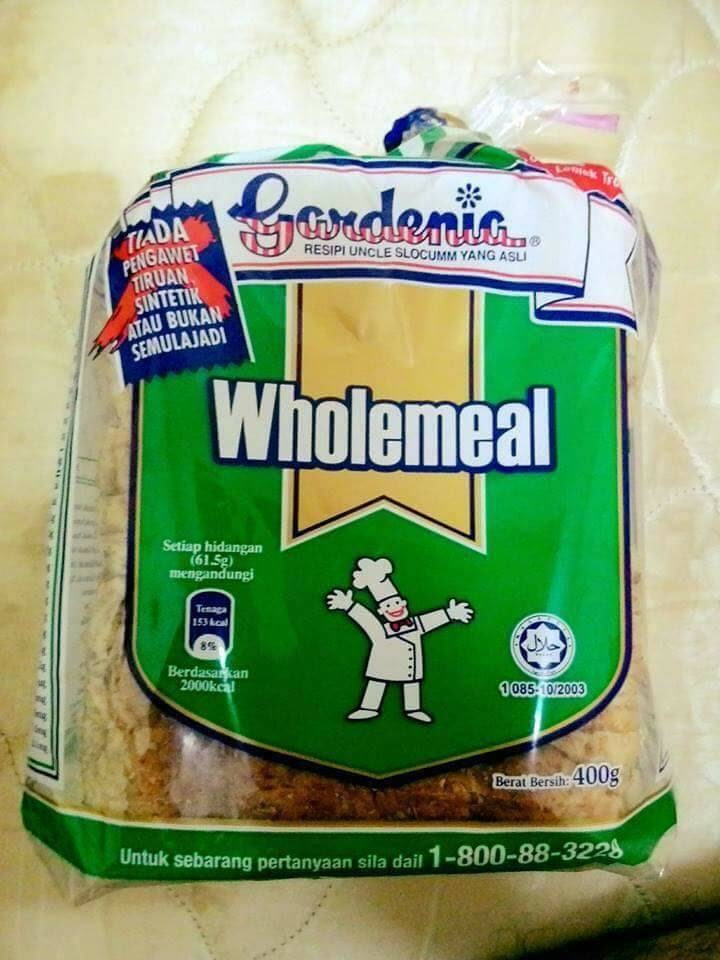 Gardenia 100 Whole Grain Reviews