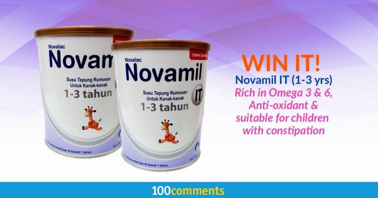 Novamil IT Contest